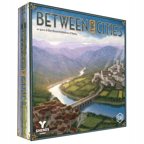 BETWEEN TWO CITIES - ITALIANO