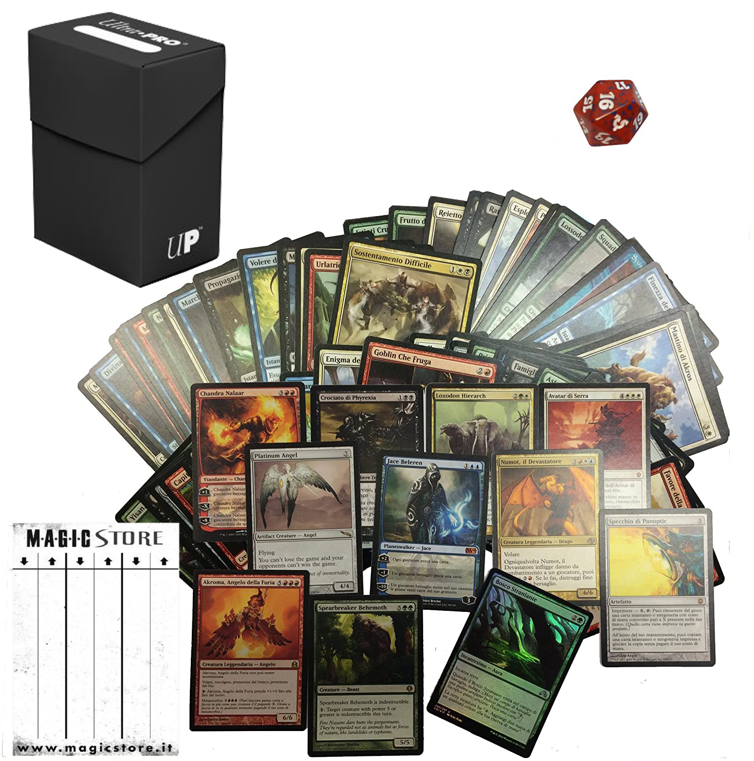 MAGIC - INSTANT COLLECTION RED
