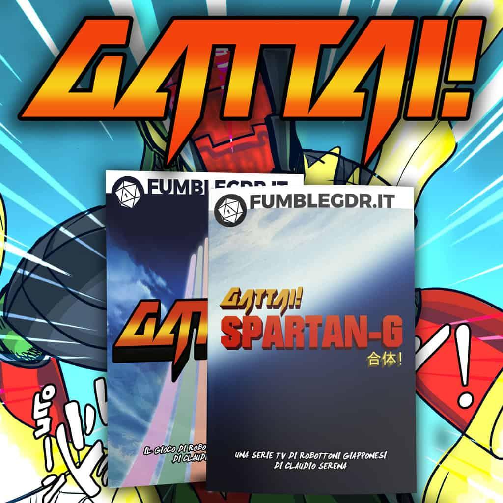 GATTAI! - BUNDLE PILOTA