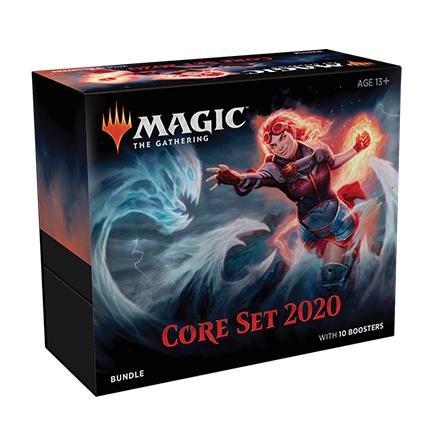 CORE SET 2020 - BUNDLE 1 PZ - INGLESE