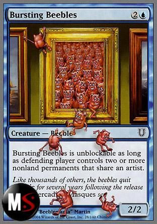 BURSTING BEEBLES