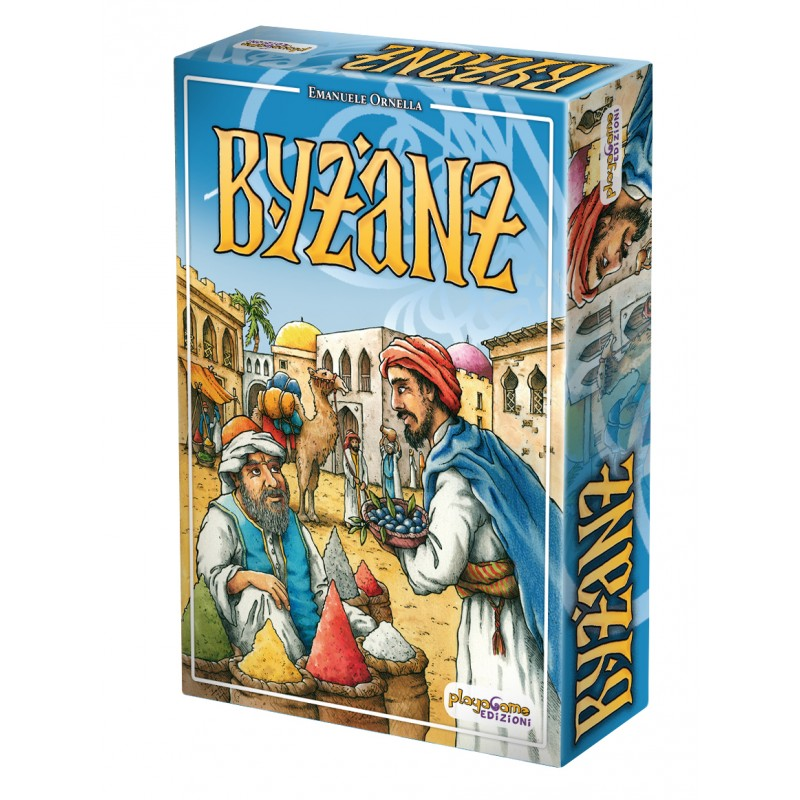 BYZANZ - ITALIANO