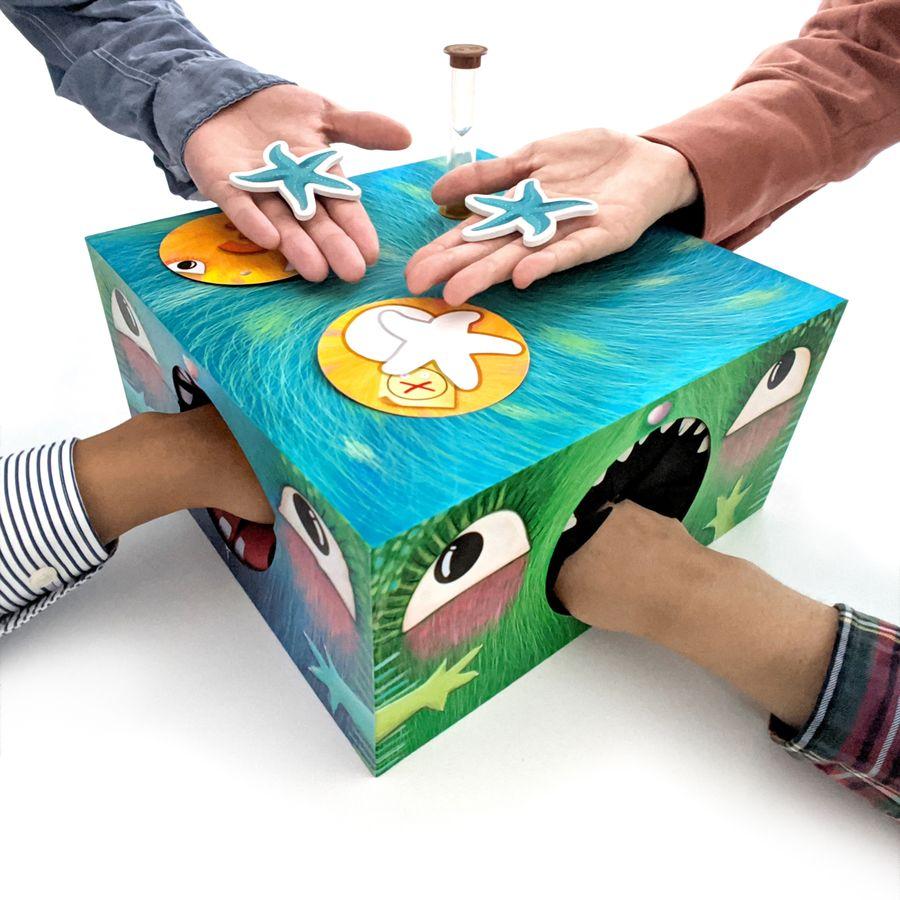 BOX MONSTER - IL MOSTRO INGHIOTTONE Foto 1