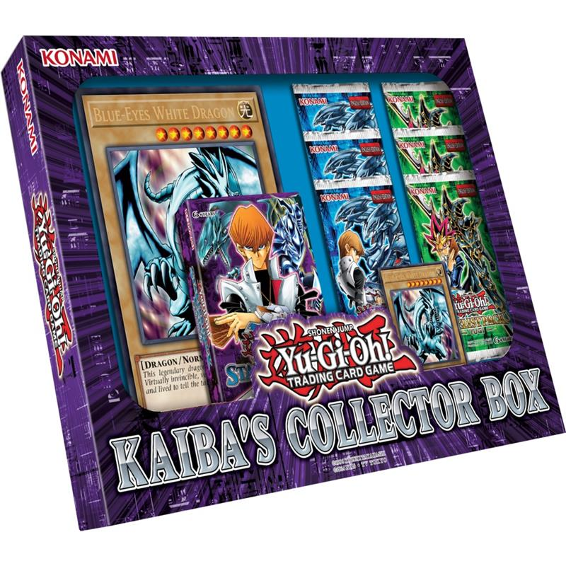 YUGI & KAIBA COLLECTOR BOX Foto 1