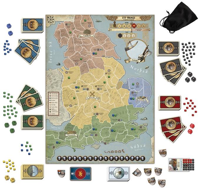 878 - VIKINGS: INVASIONI DALL'INGHILTERRA Foto 1
