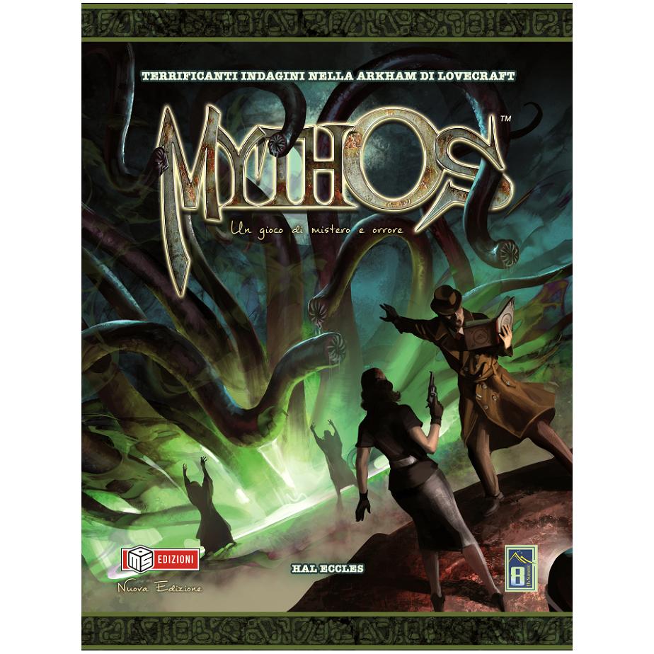 MYTHOS - NUOVA EDIZIONE Foto 1