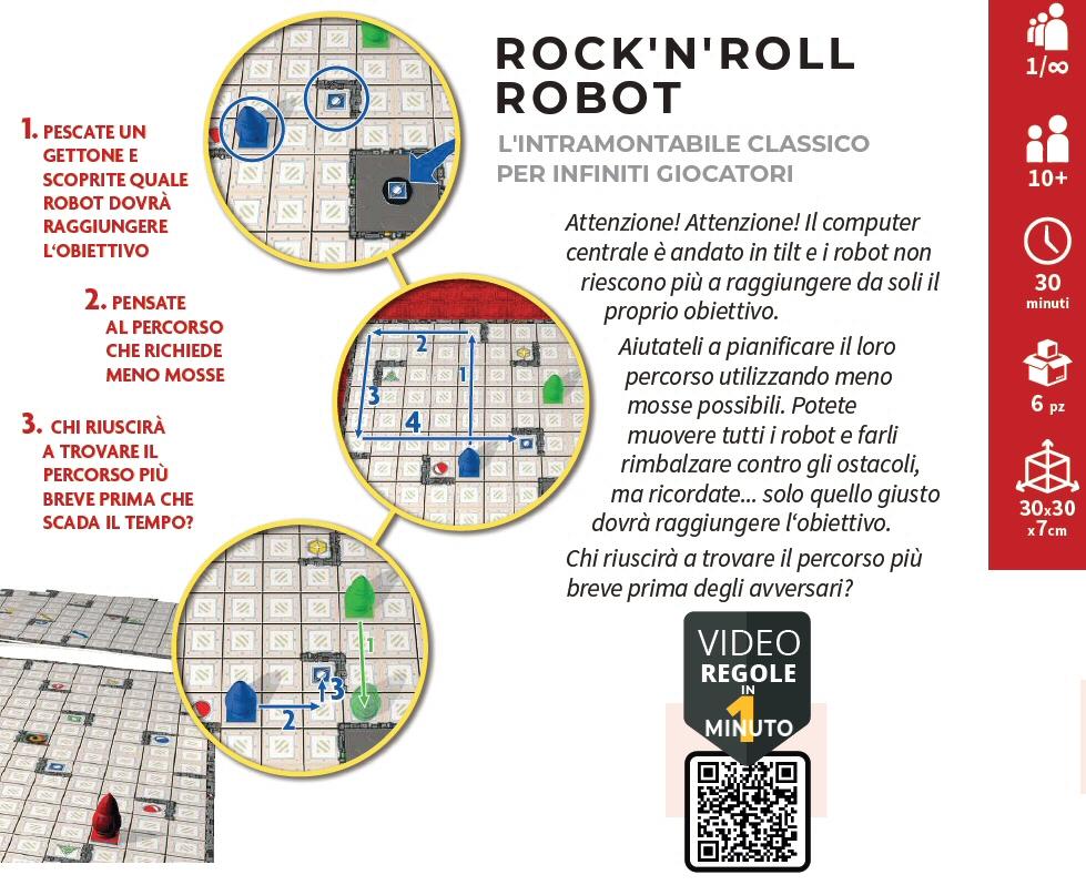 ROCK 'N' ROLL ROBOT Foto 1
