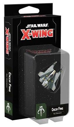 STAR WARS X-WING CACCIA FANG