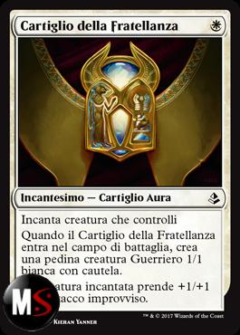 CARTIGLIO DELLA FRATELLANZA