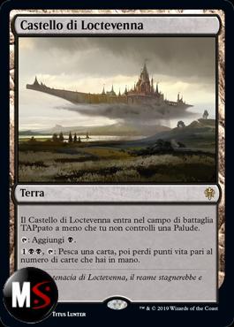 CASTELLO DI LOCTEVENNA - FOIL