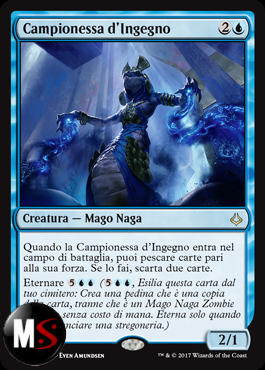 CAMPIONESSA D'INGEGNO