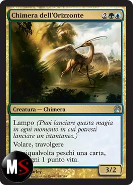 CHIMERA DELL'ORIZZONTE
