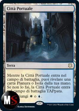 CITTà PORTUALE