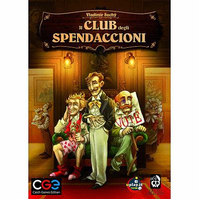 IL CLUB DEGLI SPENDACCIONI