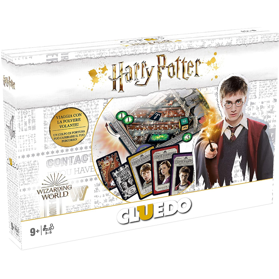 CLUEDO - HARRY POTTER 2019 - ITALIANO