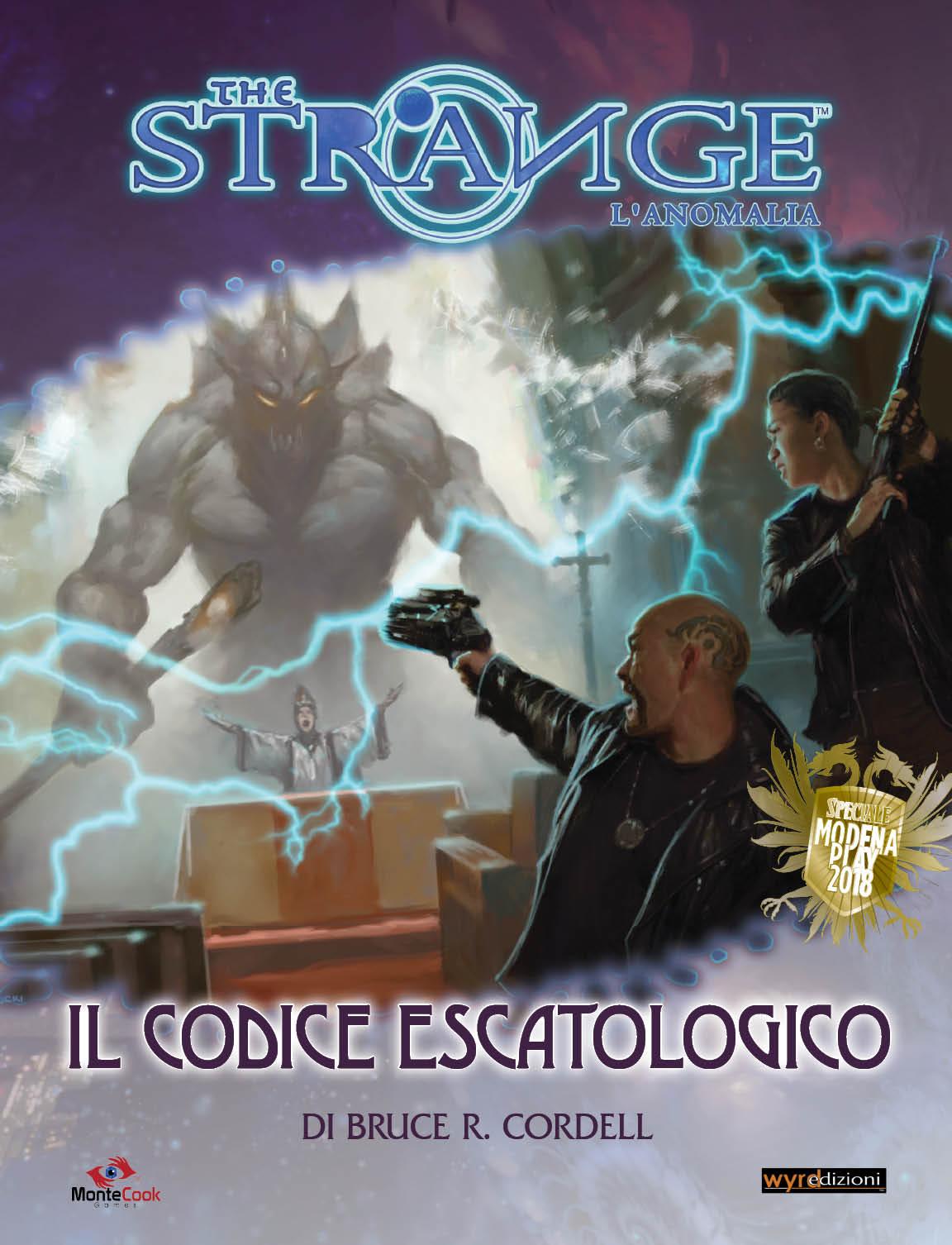 THE STRANGE - GLIMMER 9: IL CODICE ESCATOLOGICO