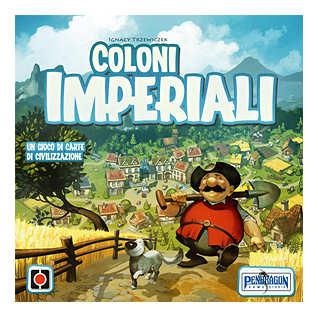 COLONI IMPERIALI - EDIZIONE ITALIANA DI IMPERIAL SETTLERS