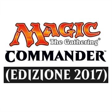 COMMANDER 2017 - BOX 4 MAZZI - ITALIANO