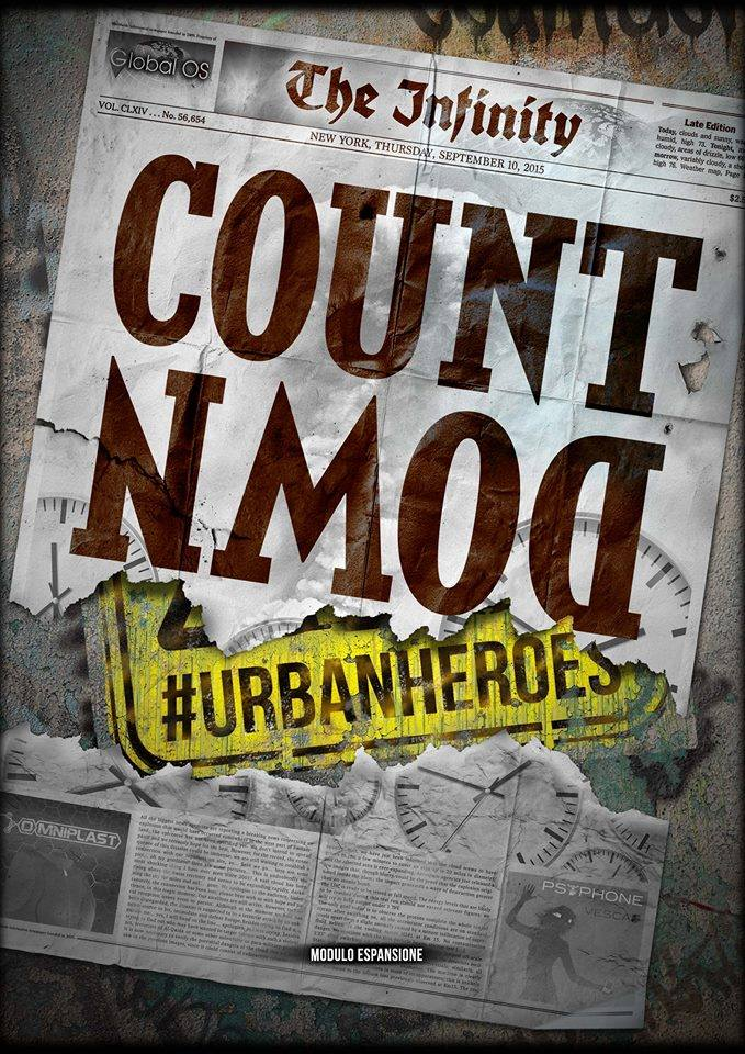 URBAN HEROES: COUNTDOWN - ITALIANO