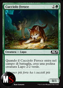 CUCCIOLO FEROCE