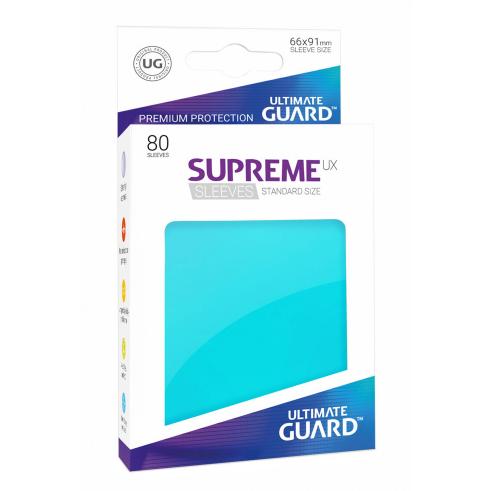 UGD SUPREME UX SLEEVES STANDARD SIZE - AQUAMARINE 80