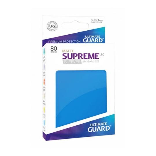 UGD SUPREME UX SLEEVES STANDARD SIZE - MATTE ROYAL BLUE 80
