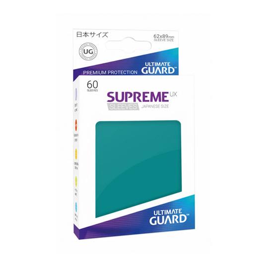 UGD SUPREME UX SLEEVES JAPANESE SIZE - PETROL BLUE 60