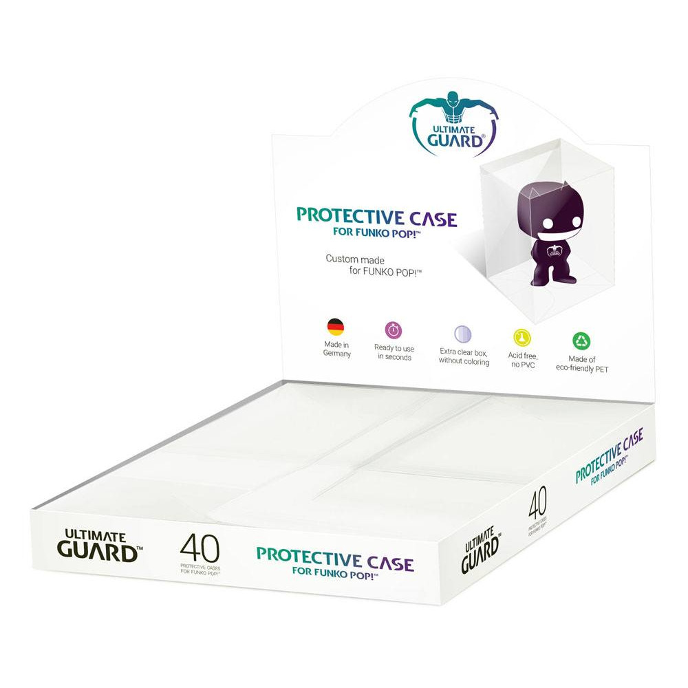 UGD PROTECTIVE CASE FOR FUNKO POP! FIGURES (DISPLAY 40 PZ)
