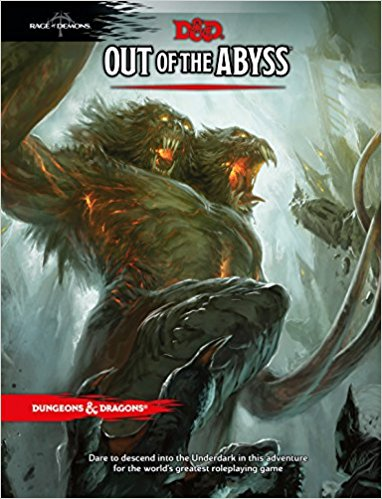 DUNGEONS & DRAGONS 5A EDIZIONE - OUT OF THE ABYSS