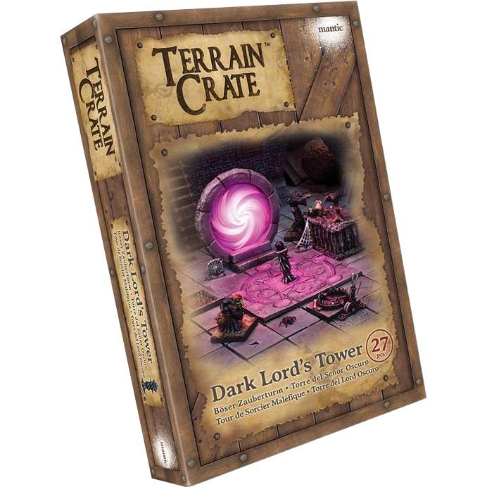 TERRAINCRATE - DARK LORD'S TOWER - ACCESSORI