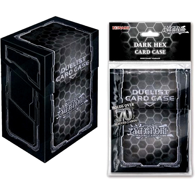 DARK HEX SILVER - PORTA DECK