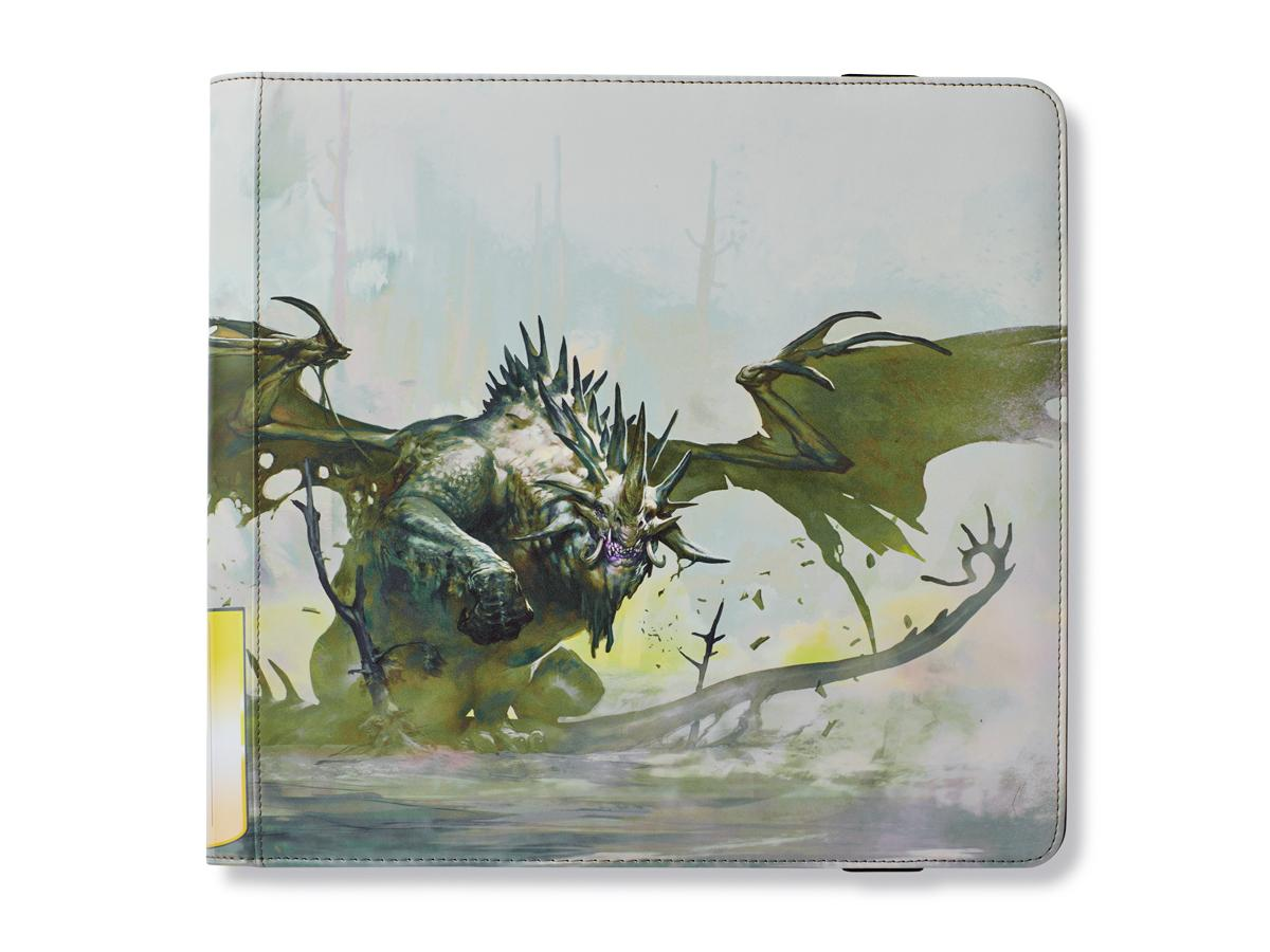 DRAGON SHIELD CARD CODEX PORTFOLIO - 576 - DASHAT