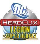 DC LEGION OF SUPER HEROES - STARTER SET