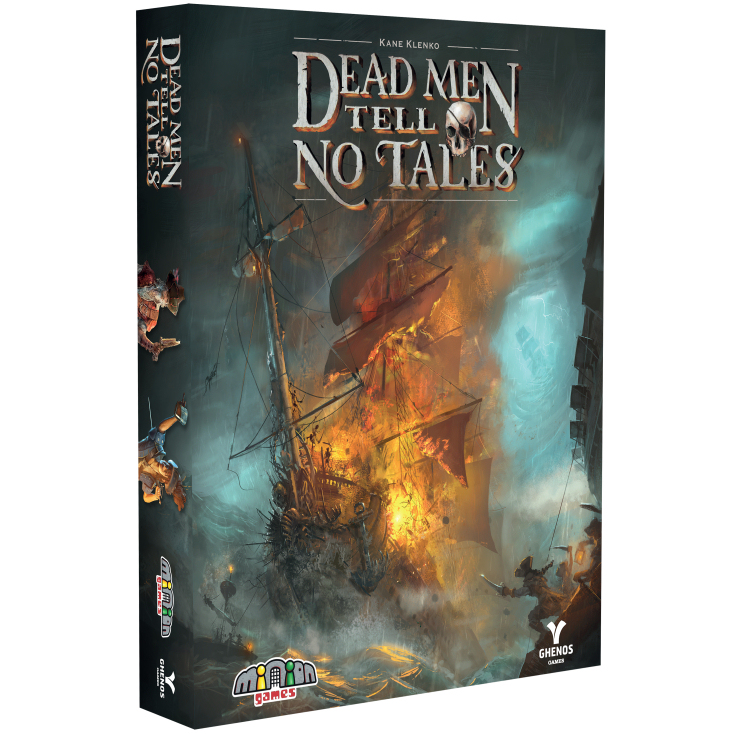 DEAD MEN TELL NO TALES - ITALIANO