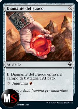 DIAMANTE DEL FUOCO - FOIL