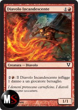 DIAVOLO INCANDESCENTE