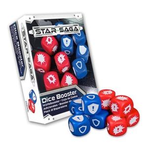 STAR SAGA - DADI - SET ACCESSORI
