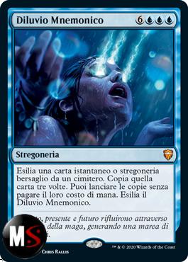DILUVIO MNEMONICO