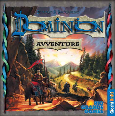 DOMINION - AVVENTURE