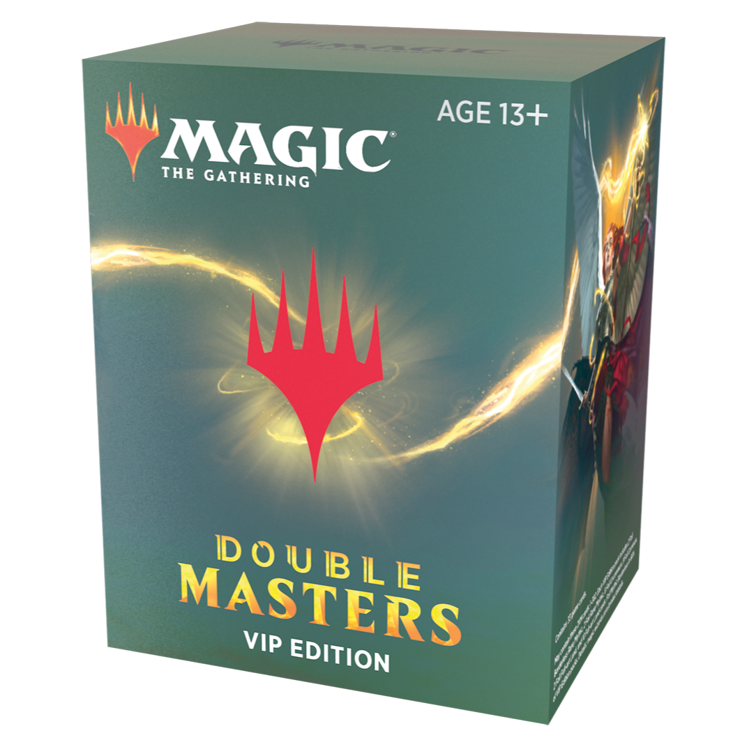 DOUBLE MASTERS DRAFT VIP EDITION - INGLESE