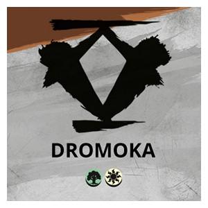 DRAGHI DI TARKIR - PRERELEASE PACK DROMOKA