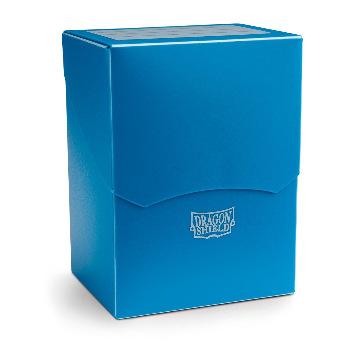 DRAGON SHIELD DECK SHELL - PORTA MAZZO - BLUE