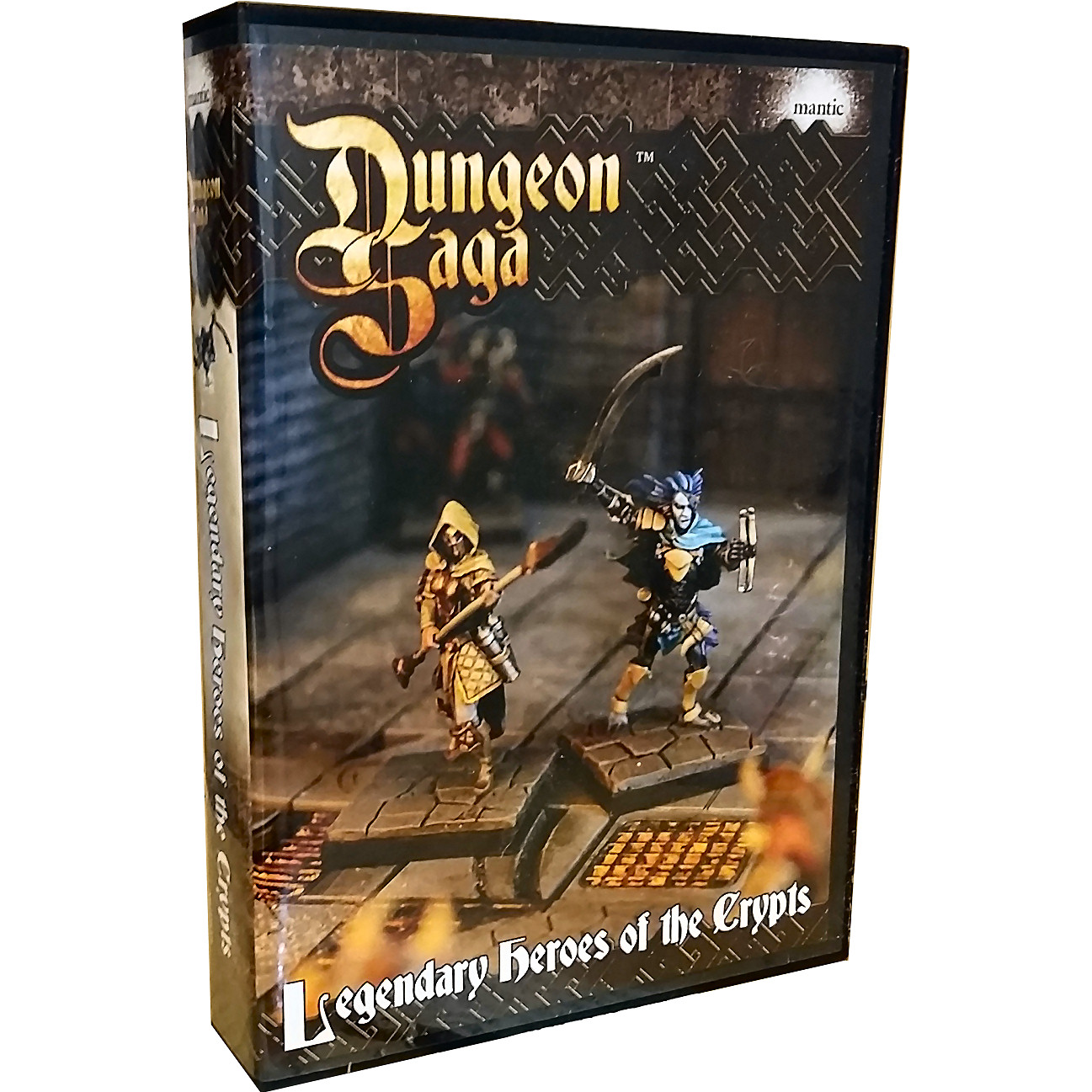 DUNGEON SAGA: LEGENDARY HEROES OF THE CRYPTS - ACCESSORI