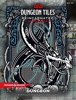 D&D 5A EDIZIONE - DUNGEON TILES REINCARNATED: DUNGEON