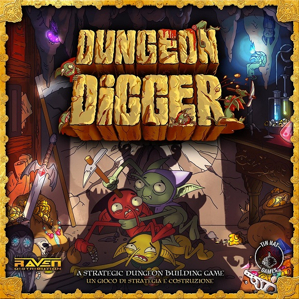 DUNGEON DIGGER - ITALIANO