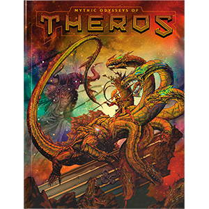 DUNGEONS & DRAGONS 5A EDIZIONE - MYTHIC ODISSEYS OF THEROS (EDIZIONE LIMITATA)