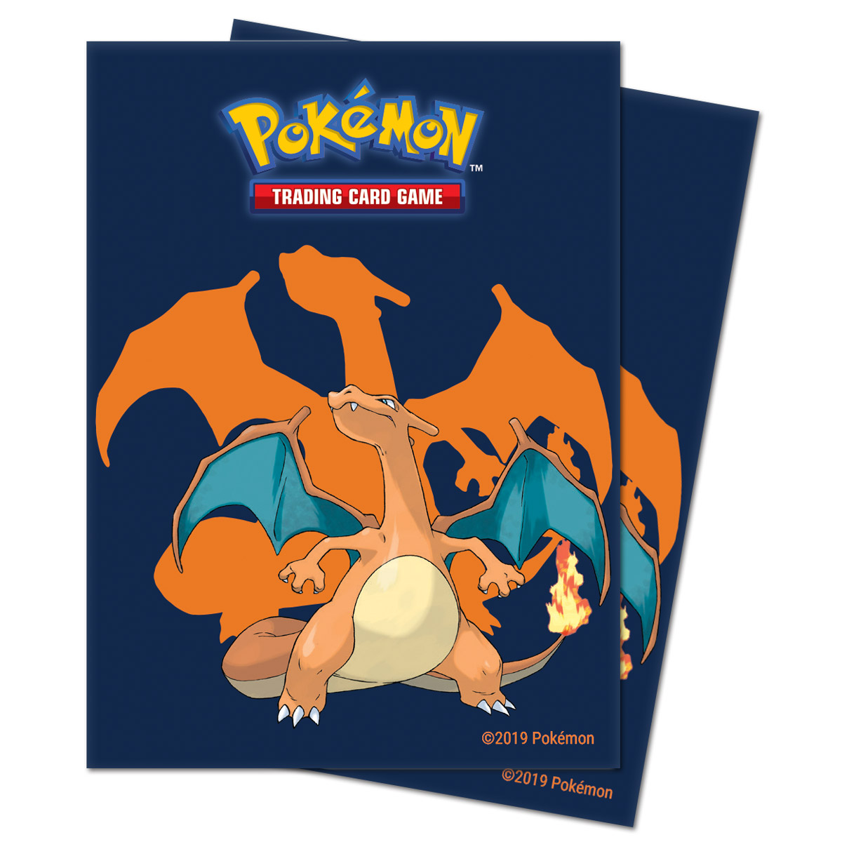 E-15311 CHARIZARD DECK PROTECTOR SLEEVES FOR POKEMON 65PZ