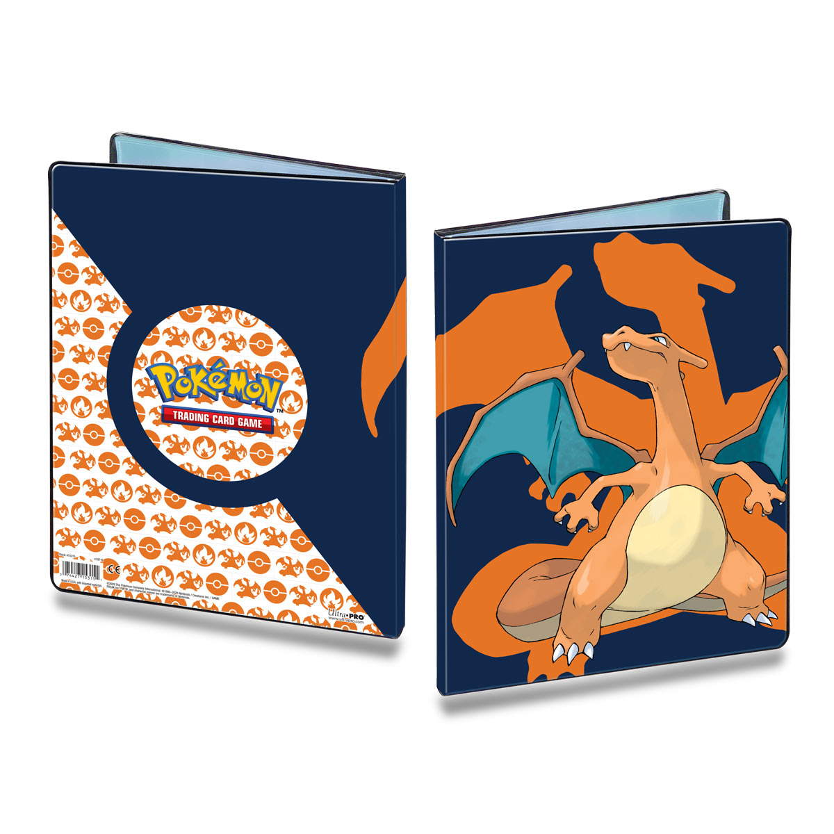E-15315 CHARIZARD 9-POCKET PORTFOLIO FOR POKEMON