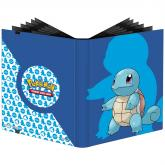 E-15393 SQUIRTLE - 9-POCKET PRO BINDER FOR POKEMON