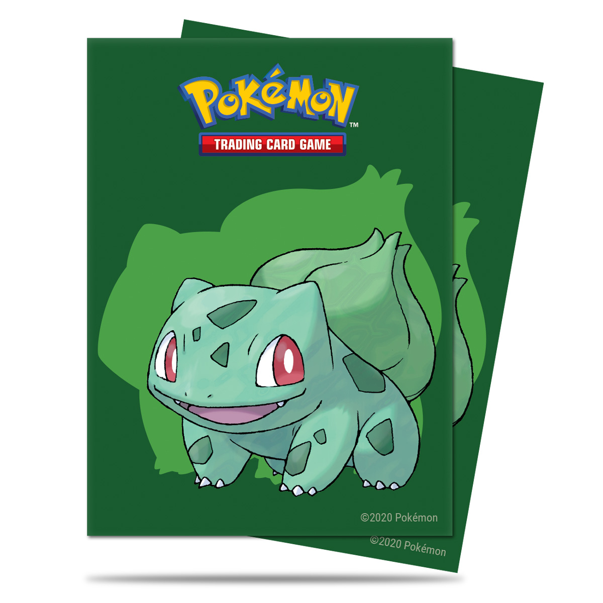 E-15536 BULBASAUR DECK PROTECTOR SLEEVES FOR POKEMON 65PZ